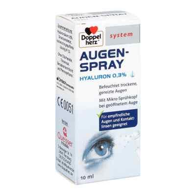 Doppelherz Augen-spray Hyaluron 0,3% system  bei apo-discounter.de bestellen