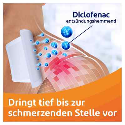 Voltaren Schmerzpflaster Diclofenac-Natrium 140mg  bei apo-discounter.de bestellen