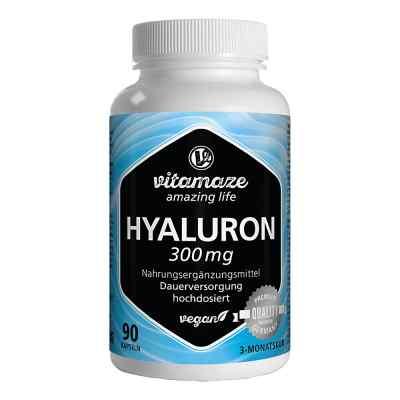 Vitamaze HYALURONSÄURE 300 mg hochdosiert vegan  bei apo-discounter.de bestellen