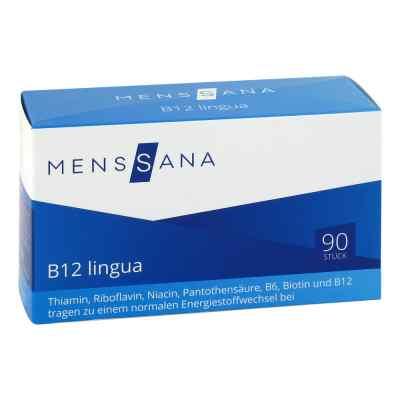 B12 Lingua Menssana Sublingualtabletten  bei apo-discounter.de bestellen