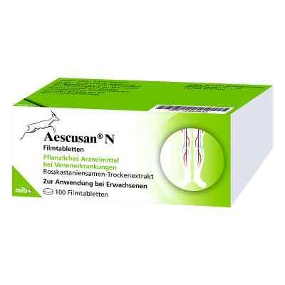 Aescusan N Filmtabletten  bei apo-discounter.de bestellen