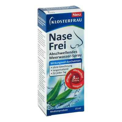 Klosterfrau Nase Frei Meerwasser-spray  bei apo-discounter.de bestellen