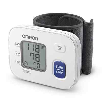 Omron Rs2 Handgelenk Blutdruckmessgerät Hem-6161-d  bei apo-discounter.de bestellen