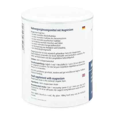 Magnesiumcitrat Pulver  bei apo-discounter.de bestellen