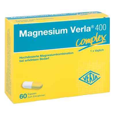 Magnesium Verla 400 Kapseln  bei apo-discounter.de bestellen