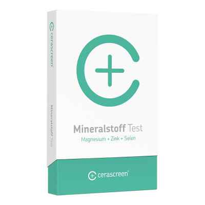 Cerascreen Mineralstoff-analyse Test  bei apo-discounter.de bestellen