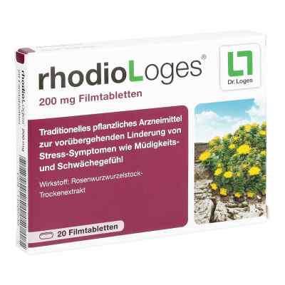 Rhodiologes 200 mg Filmtabletten  bei apo-discounter.de bestellen