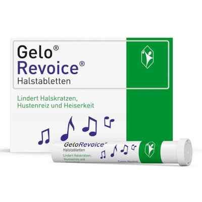Gelorevoice Halstabletten Cassis-menthol Lut.-tab.  bei apo-discounter.de bestellen