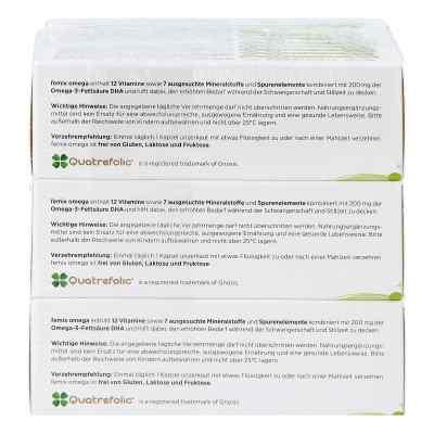 Femix omega magensaftresistente Weichkapseln  bei apo-discounter.de bestellen
