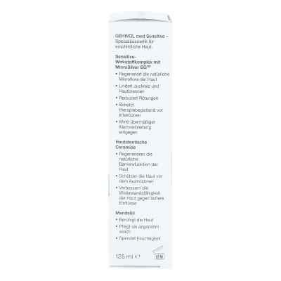 Gehwol Med sensitive Creme  bei apo-discounter.de bestellen