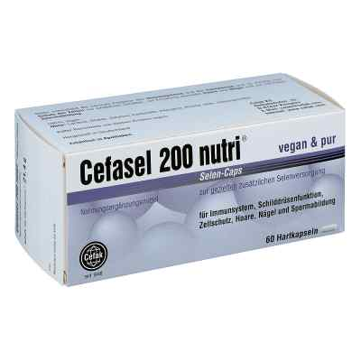 Cefasel 200 nutri Selen-caps  bei apo-discounter.de bestellen