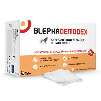 Blephademodex sterile Reinigungstücher  bei apo-discounter.de bestellen