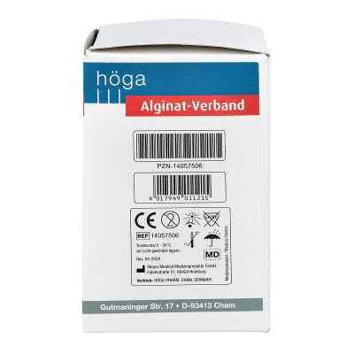 Alginat-verband 8 cmx3 m kühlender Zinkleimverband  bei apo-discounter.de bestellen