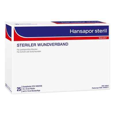 Hansapor steril Wundverband 10x15 cm  bei apo-discounter.de bestellen