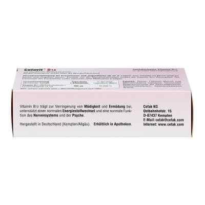 Cefavit B12 Kautabletten  bei apo-discounter.de bestellen