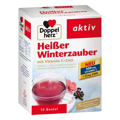Doppelherz heisser Winterzauber Granulat  bei apo-discounter.de bestellen