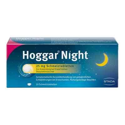 Hoggar Night 25 mg Schmelztabletten  bei apo-discounter.de bestellen