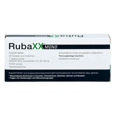 Rubaxx Mono Tabletten  bei apo-discounter.de bestellen
