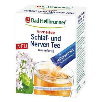 Bad Heilbrunner Schlaf- und Nerven tassenfertig  bei apo-discounter.de bestellen
