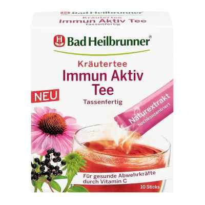 Bad Heilbrunner Immun Aktiv Tee tassenfertig  bei apo-discounter.de bestellen