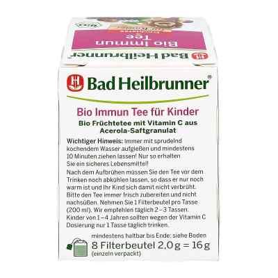 Bad Heilbrunner Bio Immun Tee für Kinder  Filterbeut.  bei apo-discounter.de bestellen
