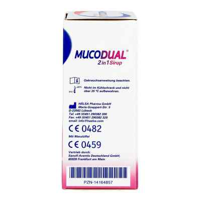 Mucodual 2in1 Sirup bei Reizhusten & Halsbeschwerden  bei apo-discounter.de bestellen