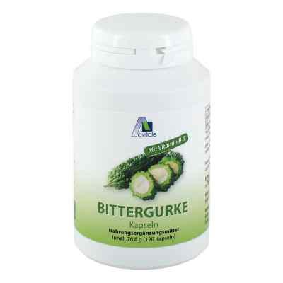 Bittergurke 500 mg 10:1 Extrakt Kapseln  bei apo-discounter.de bestellen