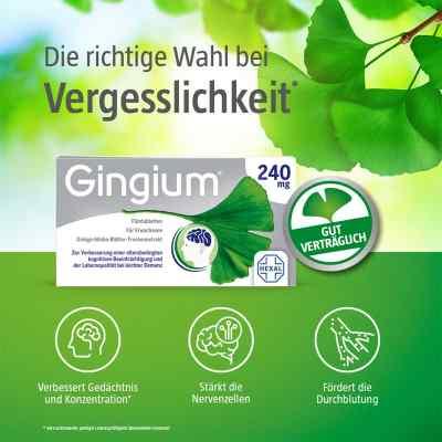 Gingium 240 mg Filmtabletten  bei apo-discounter.de bestellen