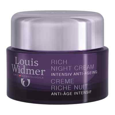 Widmer Rich Night Cream leicht parfümiert  bei apo-discounter.de bestellen