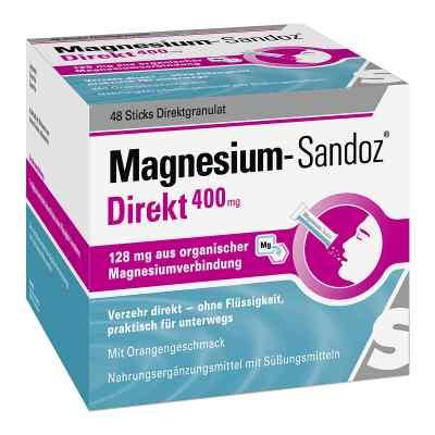 Magnesium Sandoz Direkt 400 mg Sticks  bei apo-discounter.de bestellen