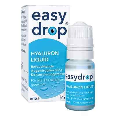 Easydrop Hyaluron liquid Augentropfen  bei apo-discounter.de bestellen