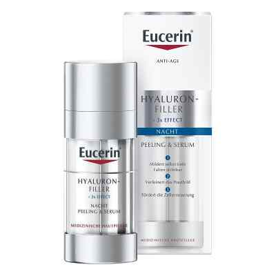 Eucerin Anti-Age Hyaluron-Filler Nacht Peeling+Serum  bei apo-discounter.de bestellen