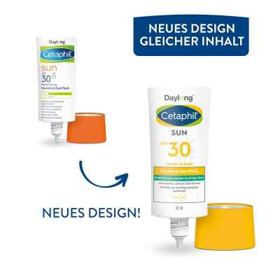 Cetaphil Sun Daylong Spf 30 sens.Gel-Fluid Gesicht  bei apo-discounter.de bestellen