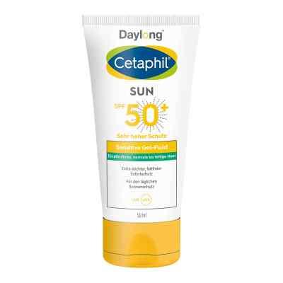 Cetaphil Sun Daylong Spf 50+ sens.Gel-Fluid Gesich  bei apo-discounter.de bestellen