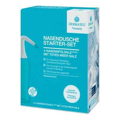 Dermasel Therapie Nasendusche Starter-set  bei apo-discounter.de bestellen