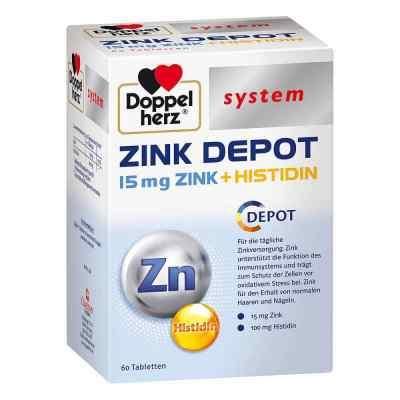 Doppelherz Zink Depot system Tabletten  bei apo-discounter.de bestellen