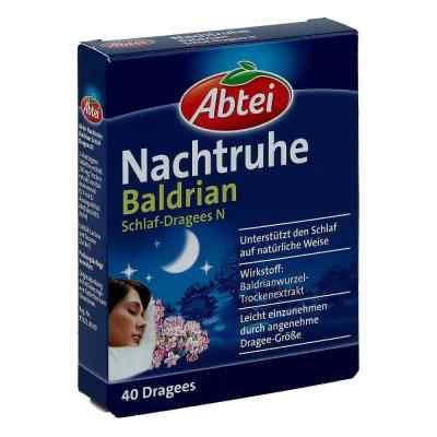 Abtei Nachtruhe Baldrian Schlaf-dragees N  bei apo-discounter.de bestellen