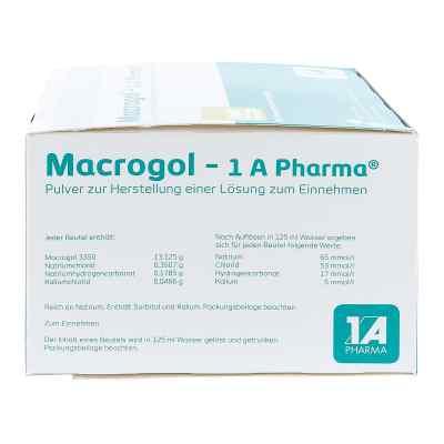 Macrogol-1A Pharma Pulver zur Herstellung einer Lösung zum Einne  bei apo-discounter.de bestellen