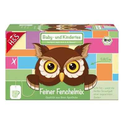 H&s Bio Baby- und Kindertee Feiner Fenchelmix Fbtl.  bei apo-discounter.de bestellen