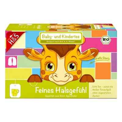H&s Bio Baby- und Kindertee Feines Halsgefühl Fbtl.  bei apo-discounter.de bestellen