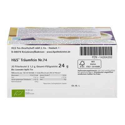 H&s Bio Baby- und Kindertee Träumfein Filterbeutel  bei apo-discounter.de bestellen