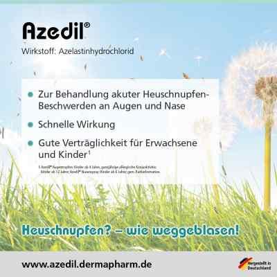 Azedil Kombi-packung 0,5mg/ml At 1mg/ml Nasenspr.  bei apo-discounter.de bestellen