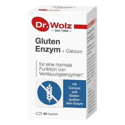 Gluten Enzym Kapseln  bei apo-discounter.de bestellen
