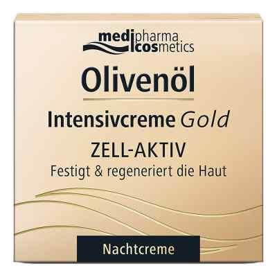 Olivenöl Intensivcreme Gold Zell-aktiv Nachtcreme  bei apo-discounter.de bestellen