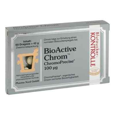 Bioactive Chrom Chromoprecise 100 [my]g Dragees  bei apo-discounter.de bestellen