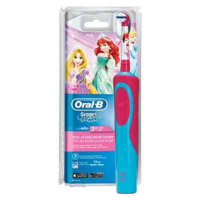 Oral B Stages Power cls Zahnbürste die Eiskönigin  bei apo-discounter.de bestellen