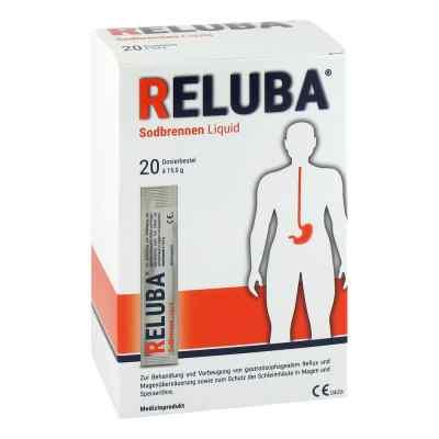 Reluba Sodbrennen Liquid Sachets  bei apo-discounter.de bestellen
