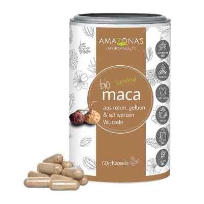 Maca Bio Vegikapseln  bei apo-discounter.de bestellen
