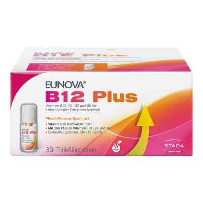 Eunova B12 Plus Lösung zum Einnehmen  bei apo-discounter.de bestellen