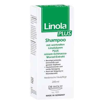 Linola Plus Shampoo  bei apo-discounter.de bestellen